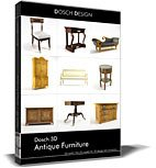 DOSCH 3D: Antique Furniture
