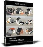 DOSCH 3D: European Houses
