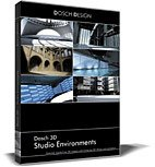DOSCH 3D: Studio Environments
