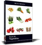 DOSCH 3D: Vegetables